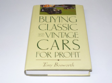 Buying Classic & Vintage Cars for Profit (Bosworth 1996)